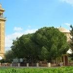 Präsident Akıncı besucht maronitische Dörfer