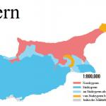 Karte von Zypern: UN-Dokument zeigt Gebietsansprüche