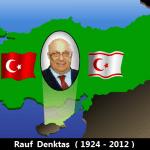 Nordzypern gedenkt seines Gründers Denktaş