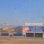 Der Flughafen Ercan in Nordzypern holt auf